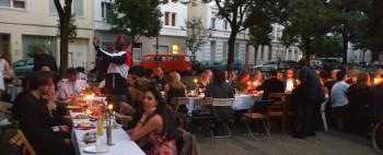 Dinner am Frankenbad