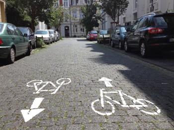 Georgstraße Fahrradstraße